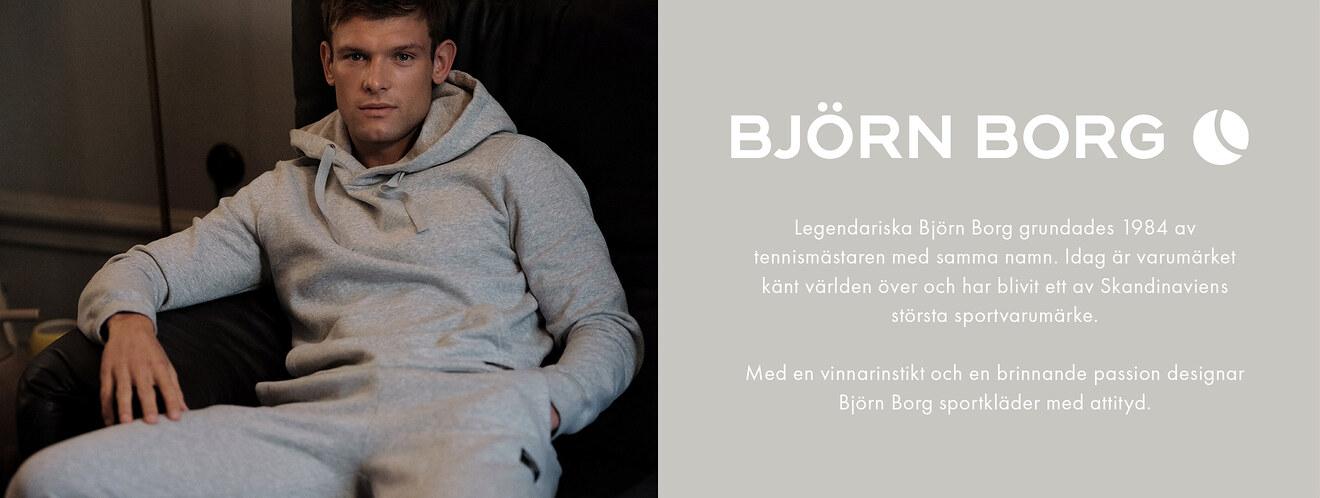Björn Borg på Zoovillage