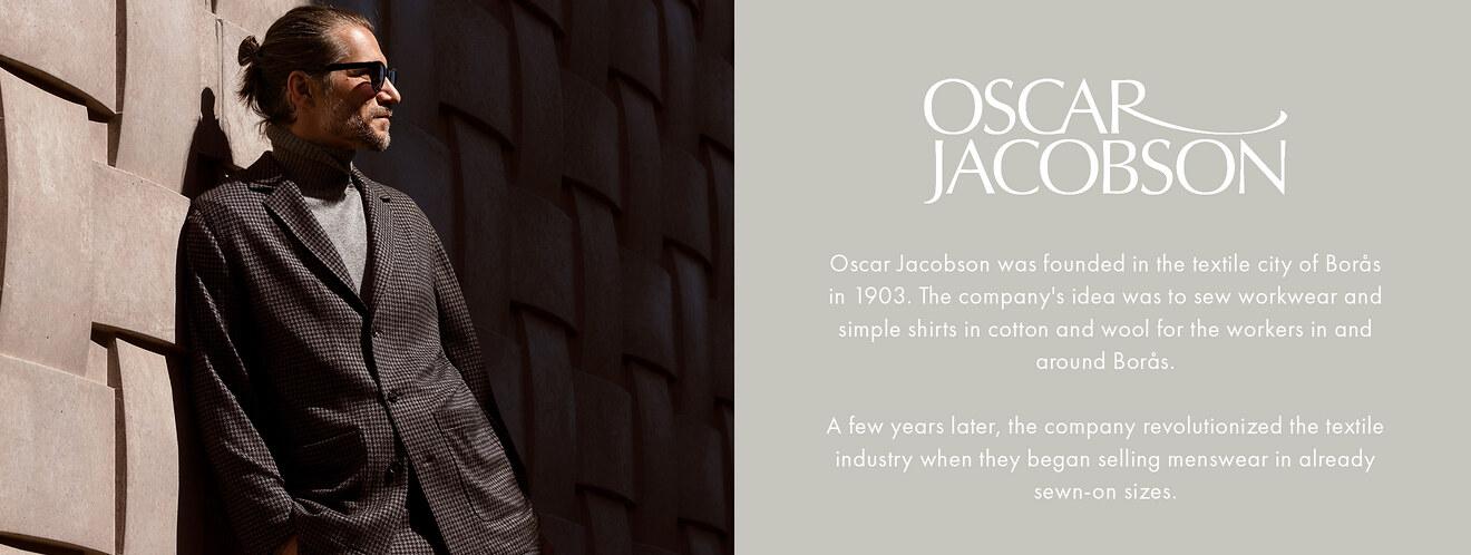 Oscar Jacobson på Zoovillage
