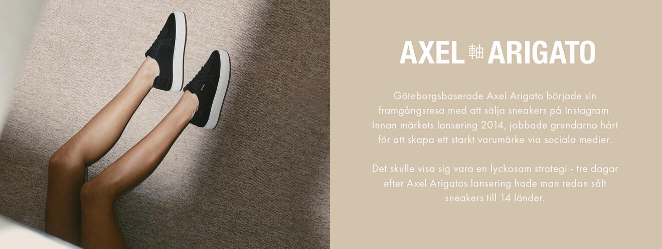 Axel Arigato - Zoovillage.com