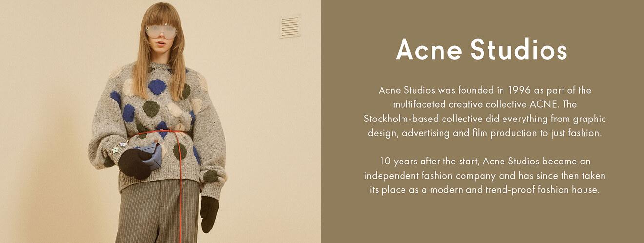 Acne Studios på Zoovillage