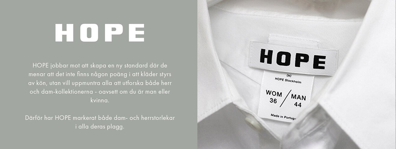 Handla Hope Fleecetröjor Online | Utvalt varumärke på