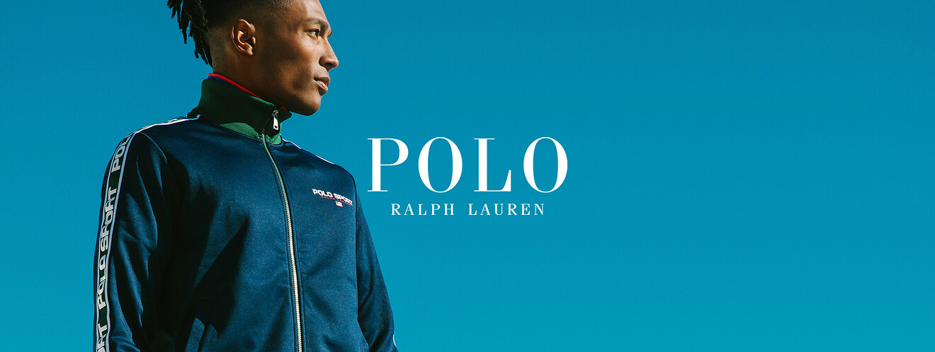 Ralph Lauren men's wear spring summer 2019