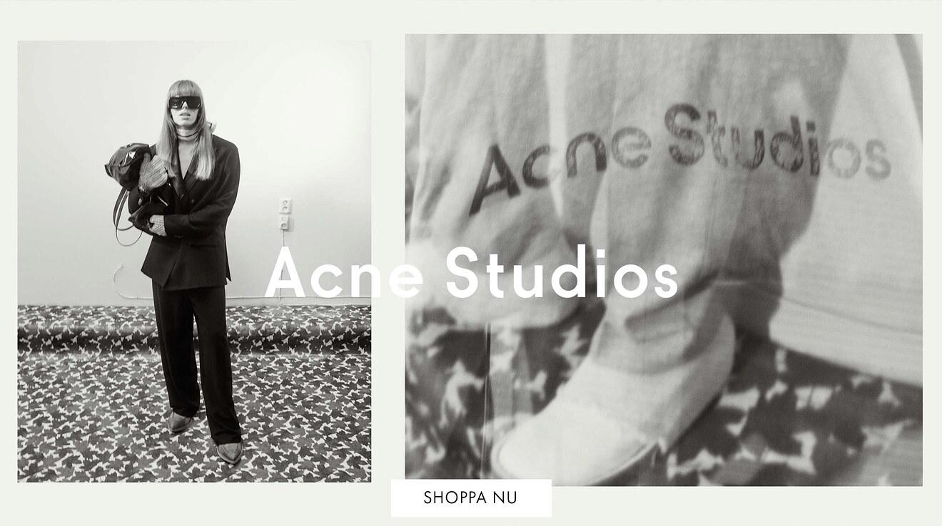 Nyheter från Acne Studios på Zoovillage