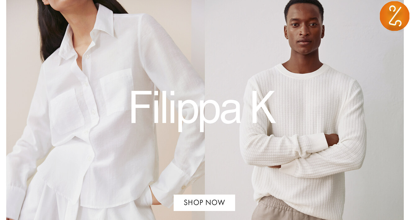 Filippa K rea på Zoovillage.com