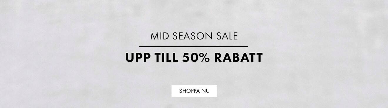 Shoppa på Mid Season Sale