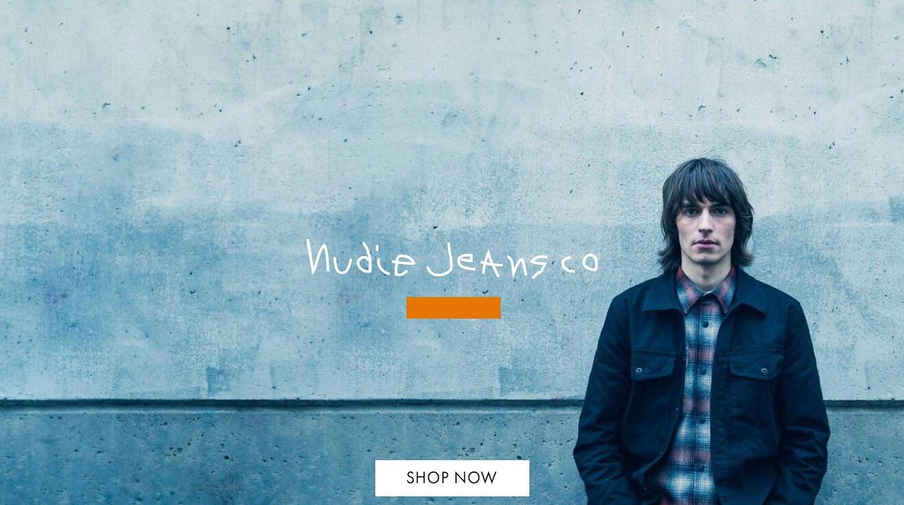 Shop Nudie Jeans Co