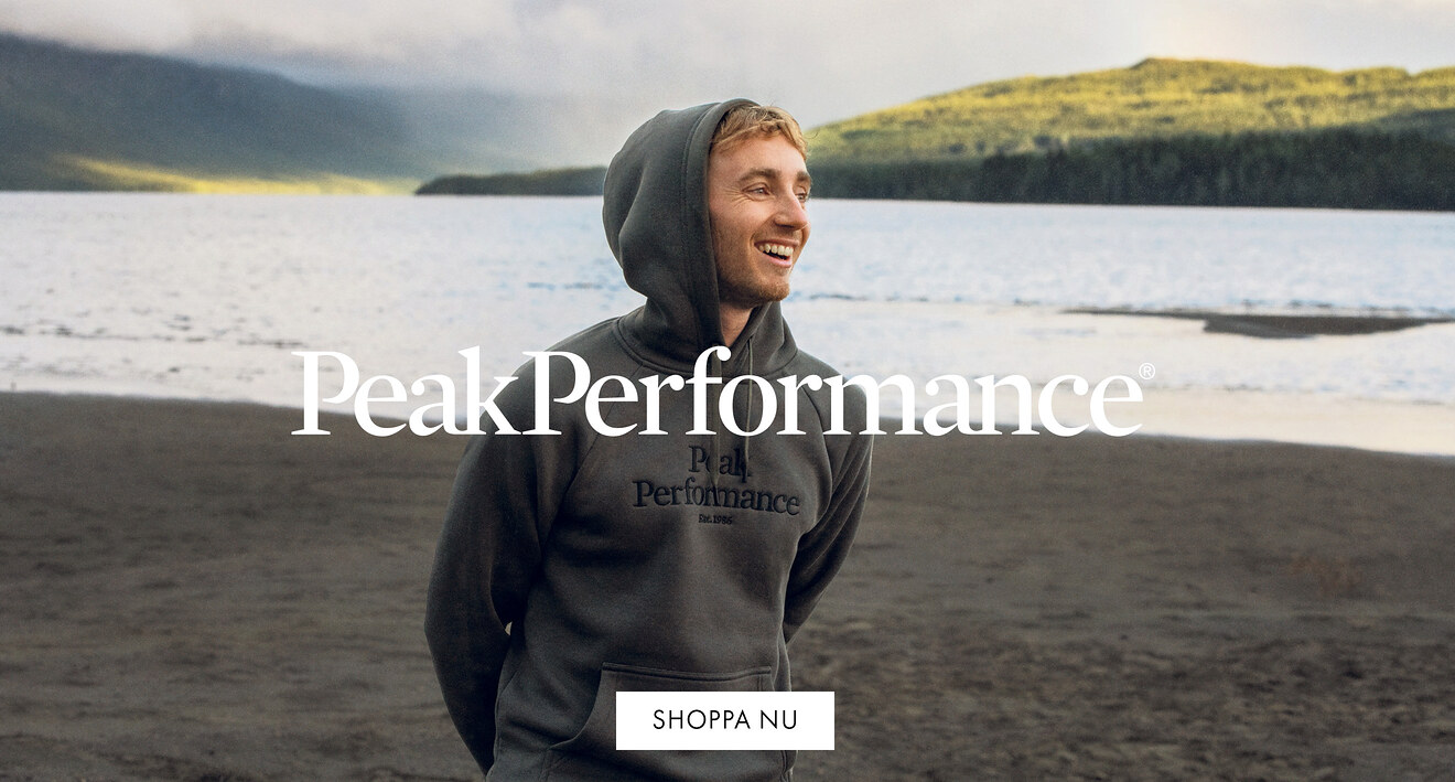 Shoppa Peak Performance på Zoovillage