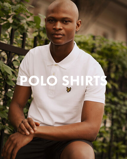 Shop polo shirts at Zoovillage