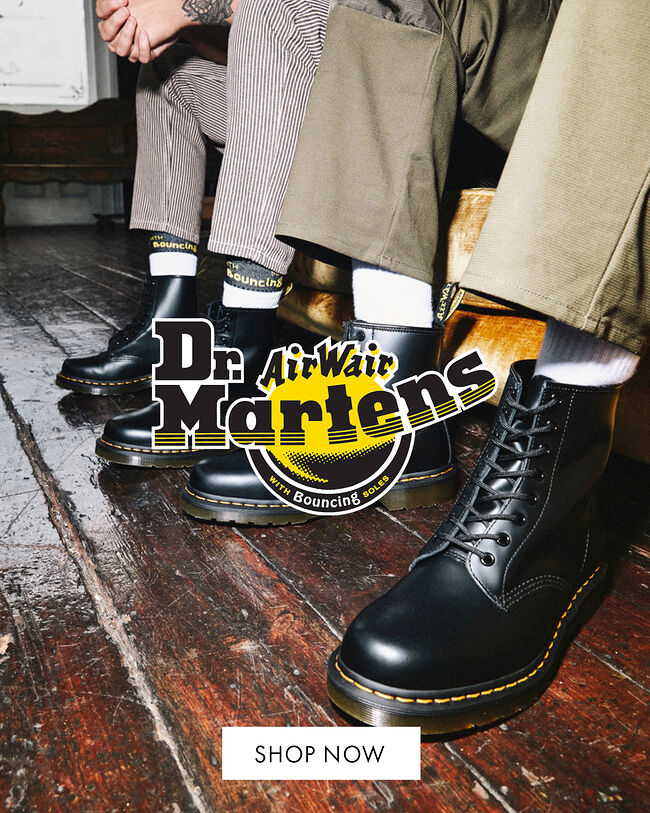 News from Dr Martens