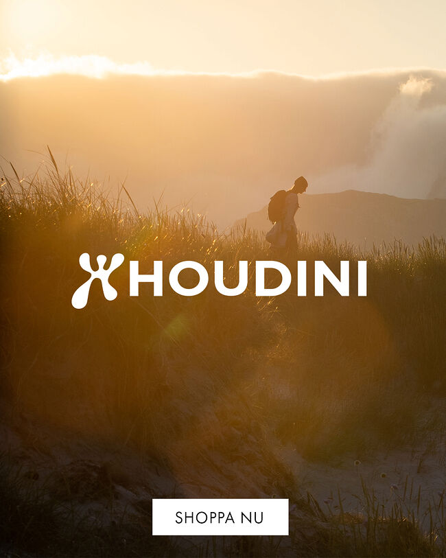 Shoppa Houdini på Zoovillage