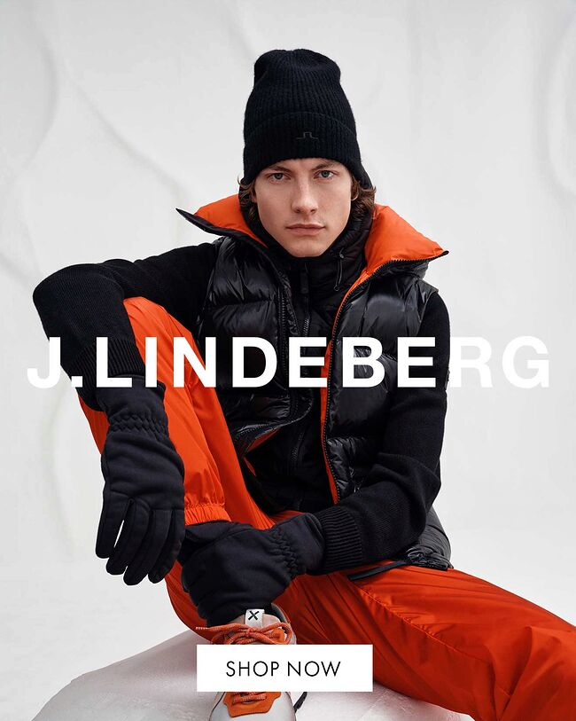 Shop news from J.Lindeberg