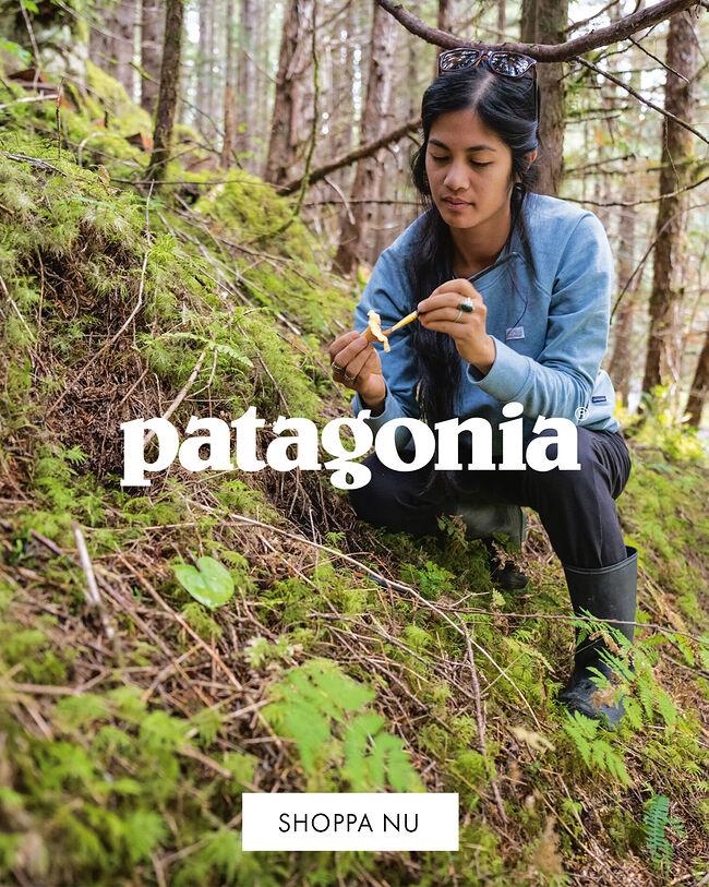 Shoppa Patagonia på Zoovillage