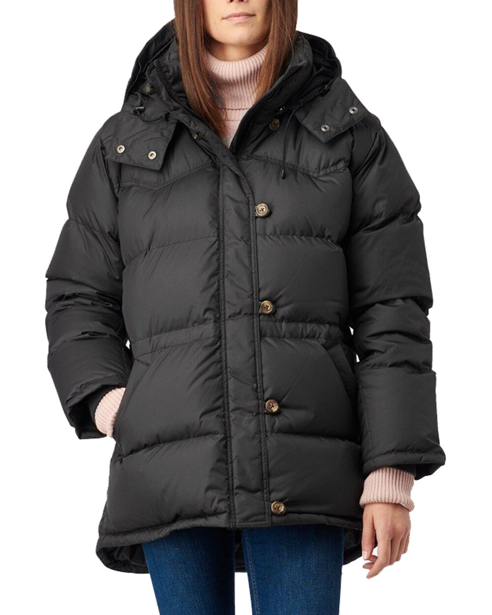 Alexandra Down Jacket (Svart)