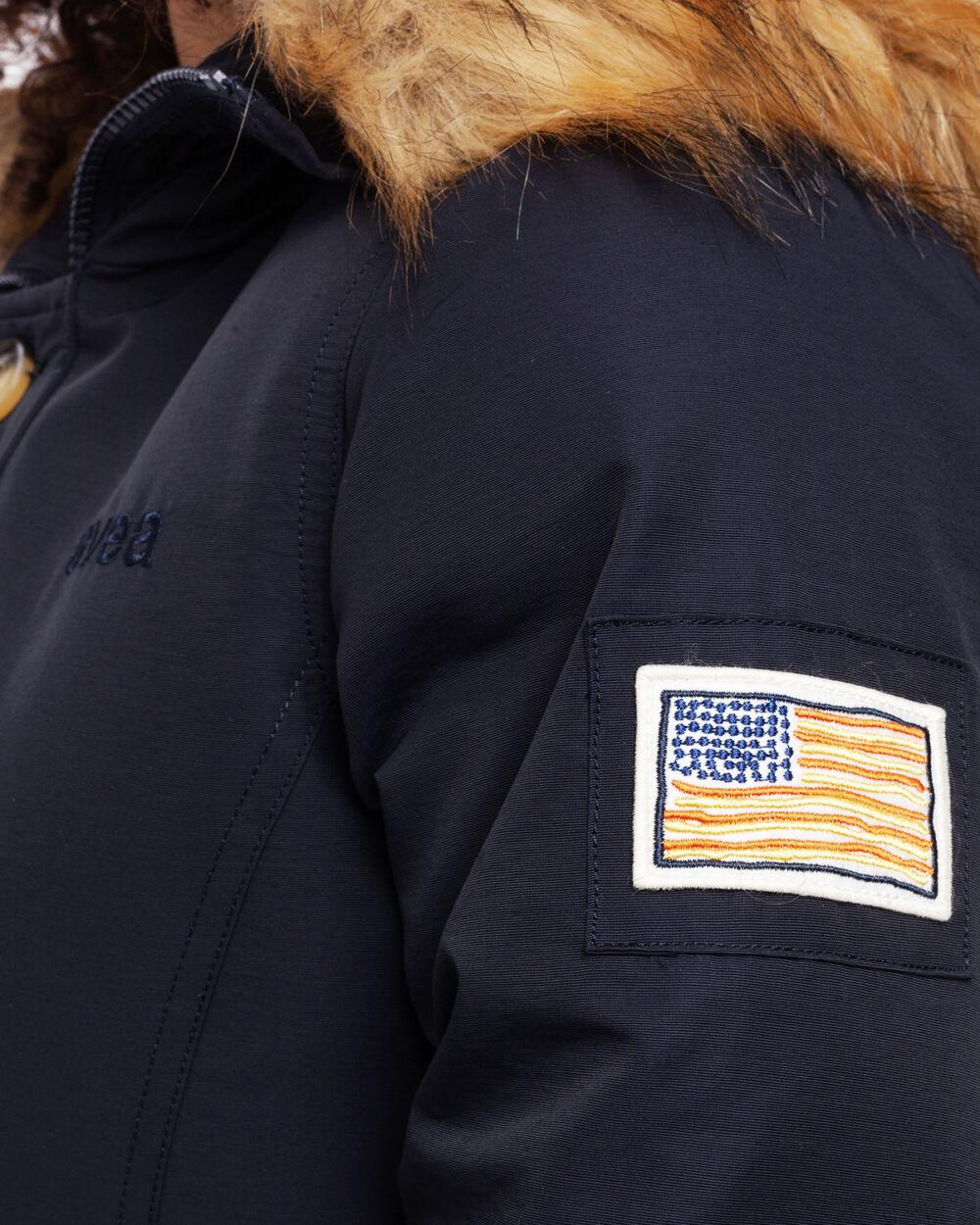 Svea Miss Smith Jacket Navy Vinterjackor | Märkeskläder på
