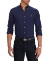Polo Ralph Lauren Poplin Shirt - All Fits Newport Navy