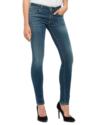 Replay WX689 Luz Hyperflex Skinny Jeans Medium Dark