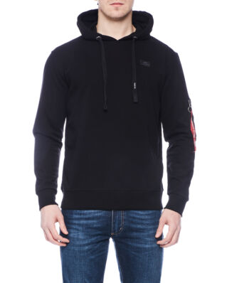 Alpha Industries X-Fit Hoody Black