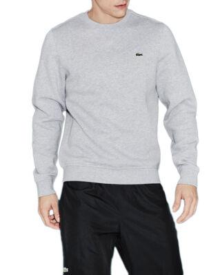 Lacoste Sweatshirt SH7613 argent chine CCA