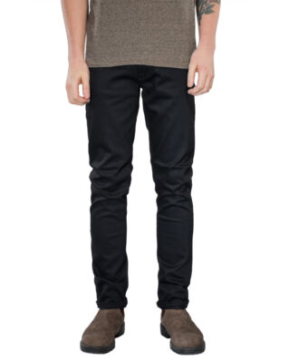 Nudie Jeans Lean dean dry cold black jeans