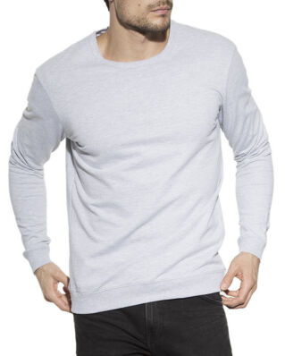 Bread & Boxers Sweatshirt grey