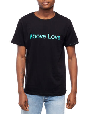 Above Love ABOVE LOVE T-shirt Big Logo T Black
