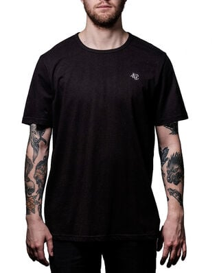 Above Love Basic T-shirt Black