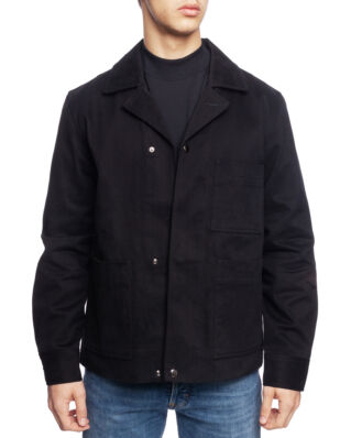 Acne Studios Cotton Jacket Black