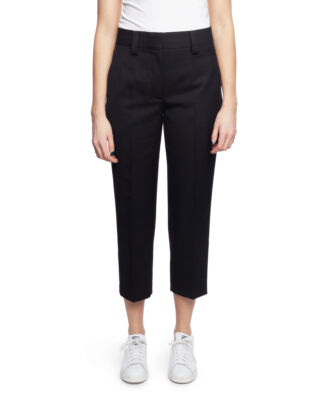 Acne Studios Cropped Trousers Black