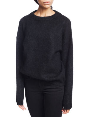 Acne Studios Dramatic Moh Black