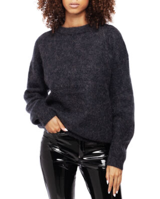 Acne Studios Dramatic Moh Warm Charcoal