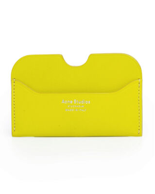 Acne Studios Elmas S Lime Green