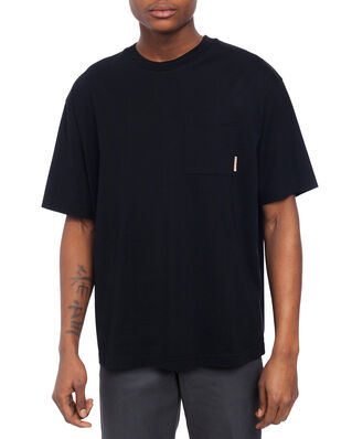 Acne Studios Extorr Pocket Pink Label Black