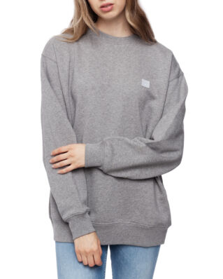 Acne Studios Forba Face Light Grey Melange
