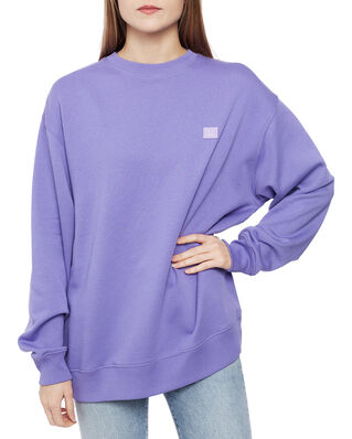 Acne Studios Forba Face Lavender Purple