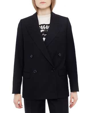 Acne Studios Janny Light Summer Wo Black