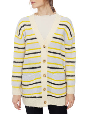 Acne Studios Keda Fluffy Alpaca Yellow/Multi