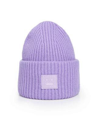Acne Studios Pansy N Face Lavender Purple