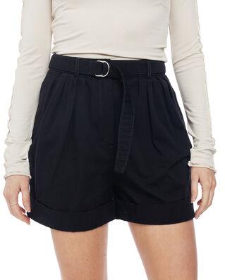 Acne Studios Rowanne Cotton Twill Black