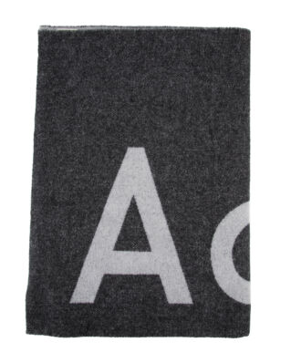 Acne Studios Toronty Logo Black