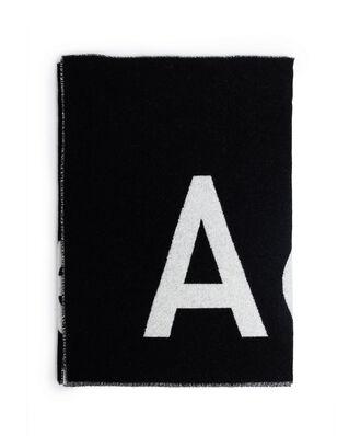 Acne Studios Toronty Logo Contrast Black/White