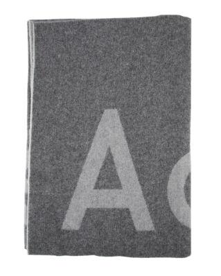 Acne Studios Toronty Logo Grey