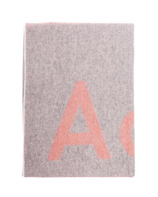 Acne Studios Toronty Logo Grey/Pink