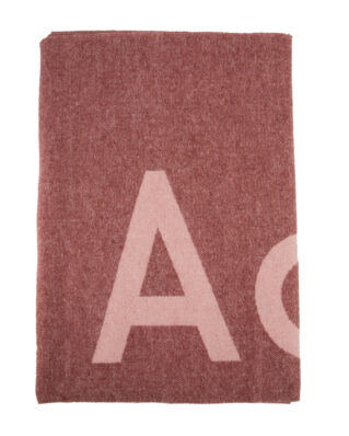 Acne Studios Toronty Logo Pink
