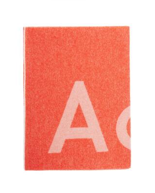 Acne Studios Toronty Logo Pink/Off White