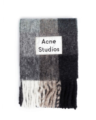 Acne Studios Vally Green/Grey/Black