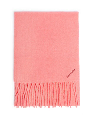 Acne Studios Villy Coral Red