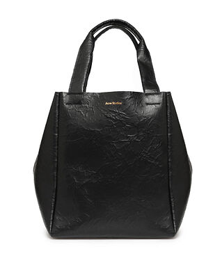 Acne Studios Aldene Leather Black