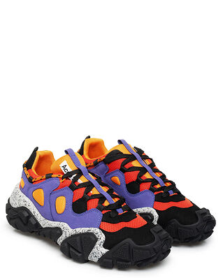 Acne Studios Bolzter Granite M Multi Orange