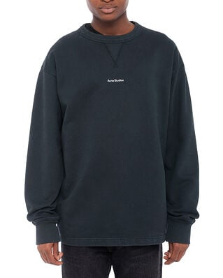 Acne Studios Fin Stamp Black