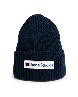 Acne Studios Kansa Face Navy
